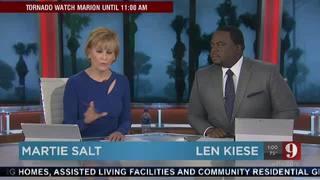 "Martie Salt on Hurricane Irma: ""It"