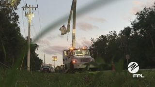 VIDEO: Brevard County FP&L customers may not have power until end of weekend