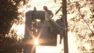 VIDEO: Repairs crews out in full force to restore power across Central Florida