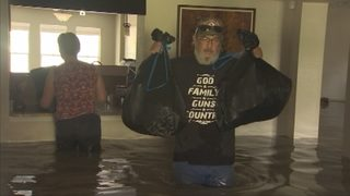 Video: Some Seminole County flood victims blame road work for flooding issues