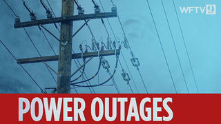 Video: Power crews working to restore electricity across Central Florida