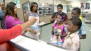 Orange County schools open doors to feed residents recovering from…