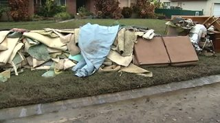 Video: Flooding recedes near Little Wekiva River, but residents left…