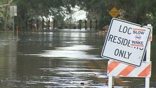 Hurricane Irma: Homeowners near Lake Jesup continue to deal with flooding
