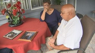Video: Local man fears for family