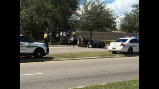 FHP: One dead, two injured in Pine Hills crash