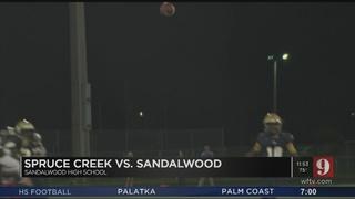 Spruce Creek vs. Sandalwood