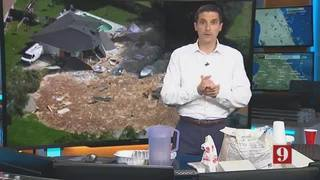 VIDEO: Sinkhole experiment for kids