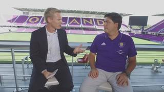 Alex Leitao talks Kaka, Kreis and Orlando City future