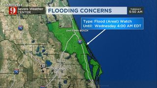 Flooding Concerns Tuesday