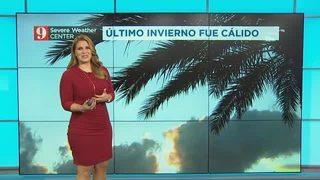 Vigilancia por La Nina: posibilidad de un invierno con La Niña