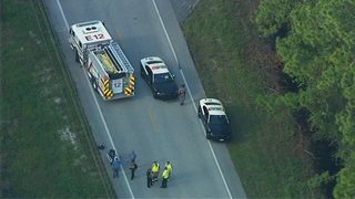 FHP: 2 dead, 1 injured in Volusia County motorcycle crash