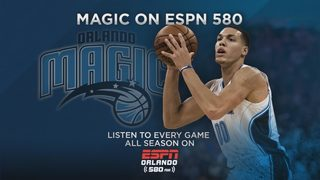 Listen to the Magic on ESPN 580 all season long