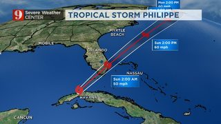 Tropical Depression 18 forms in the Gulf of Mexico