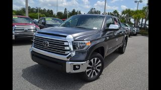 Take on the holidays in a 2018 Toyota Tundra