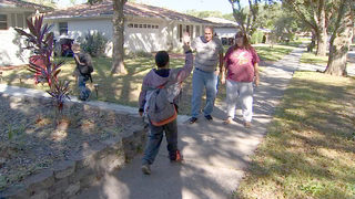 Video: Florida family spreads their love & kindness by fostering nearly…