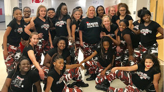 Lake Mary High School principal wows students with dance moves at pep rally