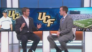 UCF AD says UCF should be considered for playoffs