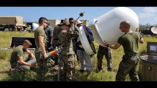 After Maria destroys radar, Puerto Rico gets temporary Dopplers
