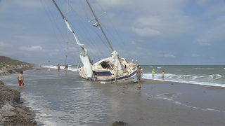 Deputies investigate 23 kilos of cocaine that washed ashore near Melbourne Beach