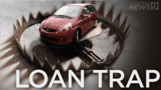 Action 9 investigates risky car title loans