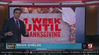 Thanksgiving Outlook