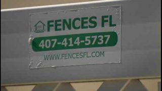 Police launch fraud investigation into Central Florida fence company