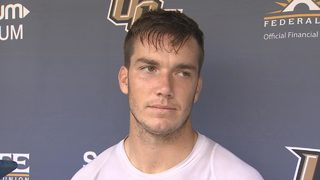 McKenzie Milton talks about USF game