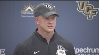 Scott Frost talks about USF game