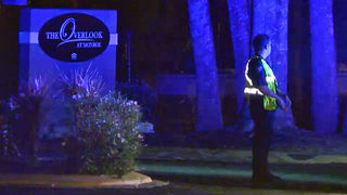 Police: Man fatally shot while sitting in car at Sanford apartment complex