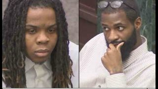 2 men found guilty in shooting deaths of activist, mother