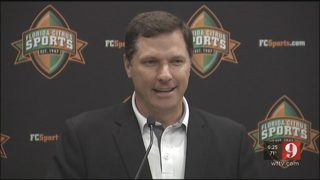 Florida Citrus Sports CEO Steve Hogan talks about bowl matchups