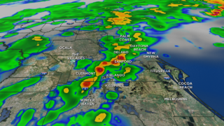 Severe storms possible with major cold front