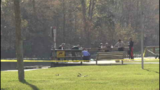 Human remains found at Ray Wayside Park, deputies say.