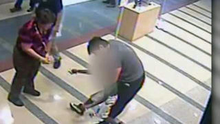 9 Investigates: Orlando library employee seen on video nearly tackling child