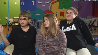 Video: Meet Adam and his sisters, a tight-knit trio of siblings looking for their Forever Family