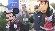 Nicholas Hilton wins Disney Marathon