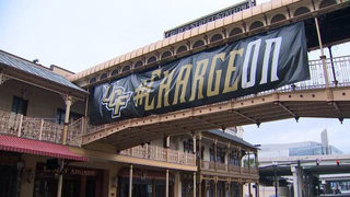 VIDEO: Thousands expected at downtown Orlando block party for UCF Knights