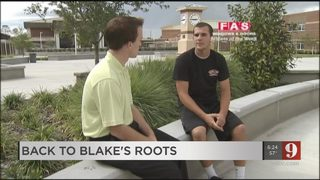 Blake Bortles at Oviedo H.S.