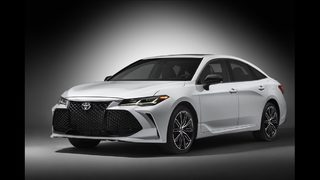 Get the scoop on the new 2019 Toyota Avalon