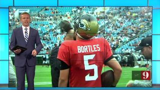 Blake Bortles Ready for AFC Championship Game