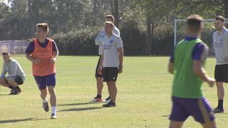 Jason Kreis discusses Orlando City