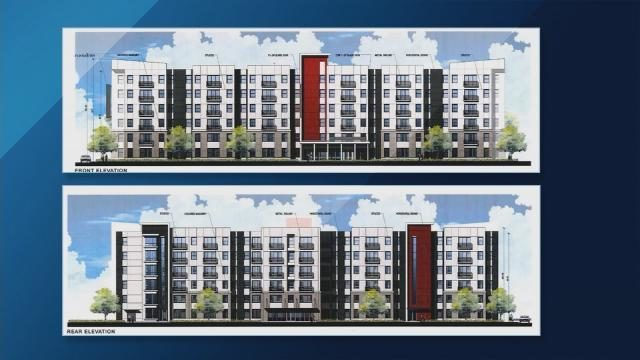 Little Progress Made Since Luxury Apartments Proposed In Daytona Beach Neighborhood Wftv