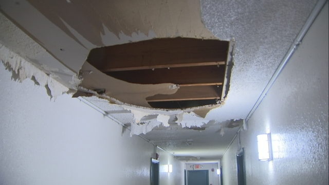 Altamonte Springs Ceilings Collapse After Rain Wftv