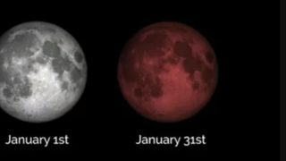 Super blue blood moon: Cosmic trifecta, but not for Central Florida