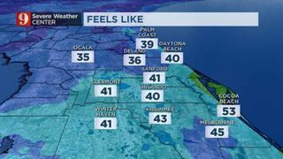 Jacket Wednesday: Cold morning, cool afternoon