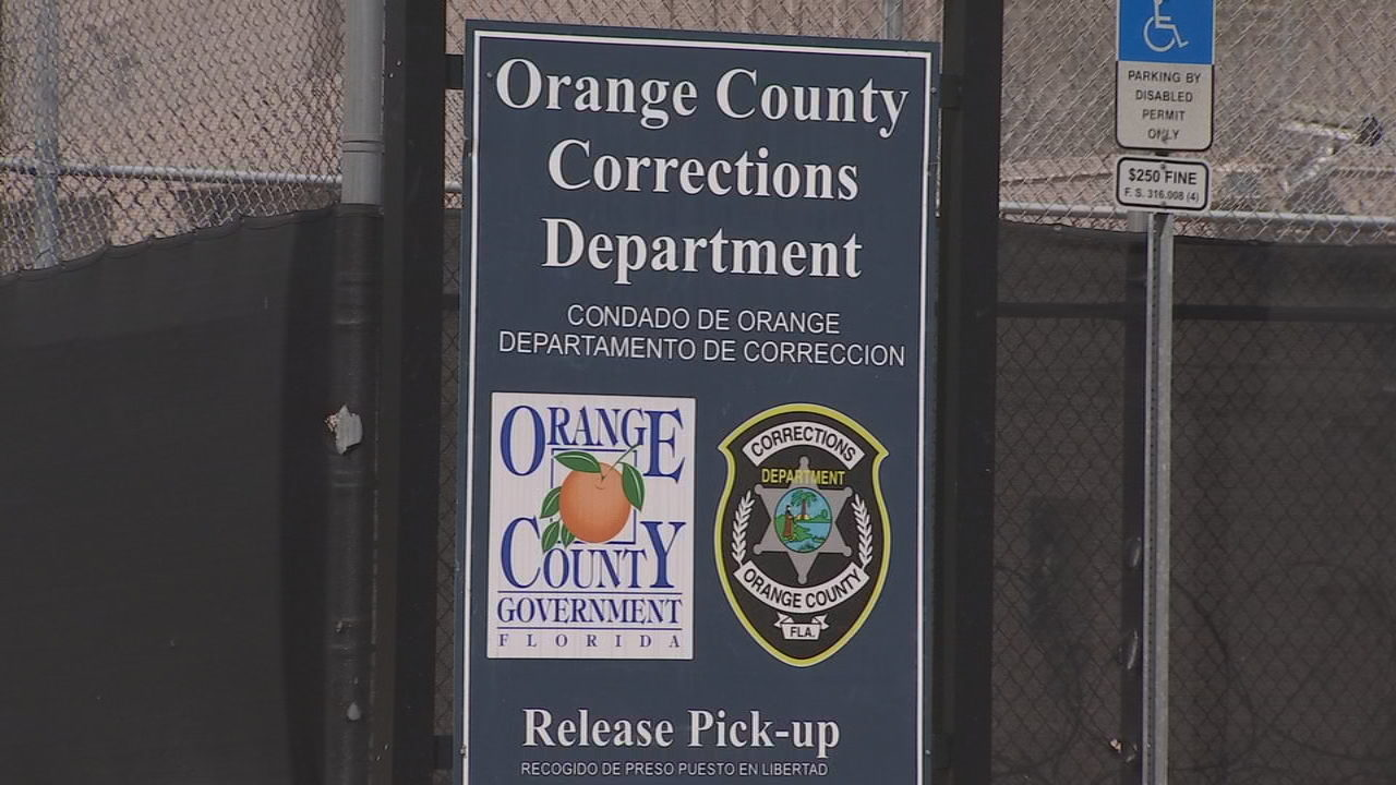 Orange County corrections officer under investigation fired two
