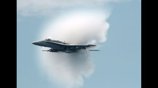 The science behind the sonic booms