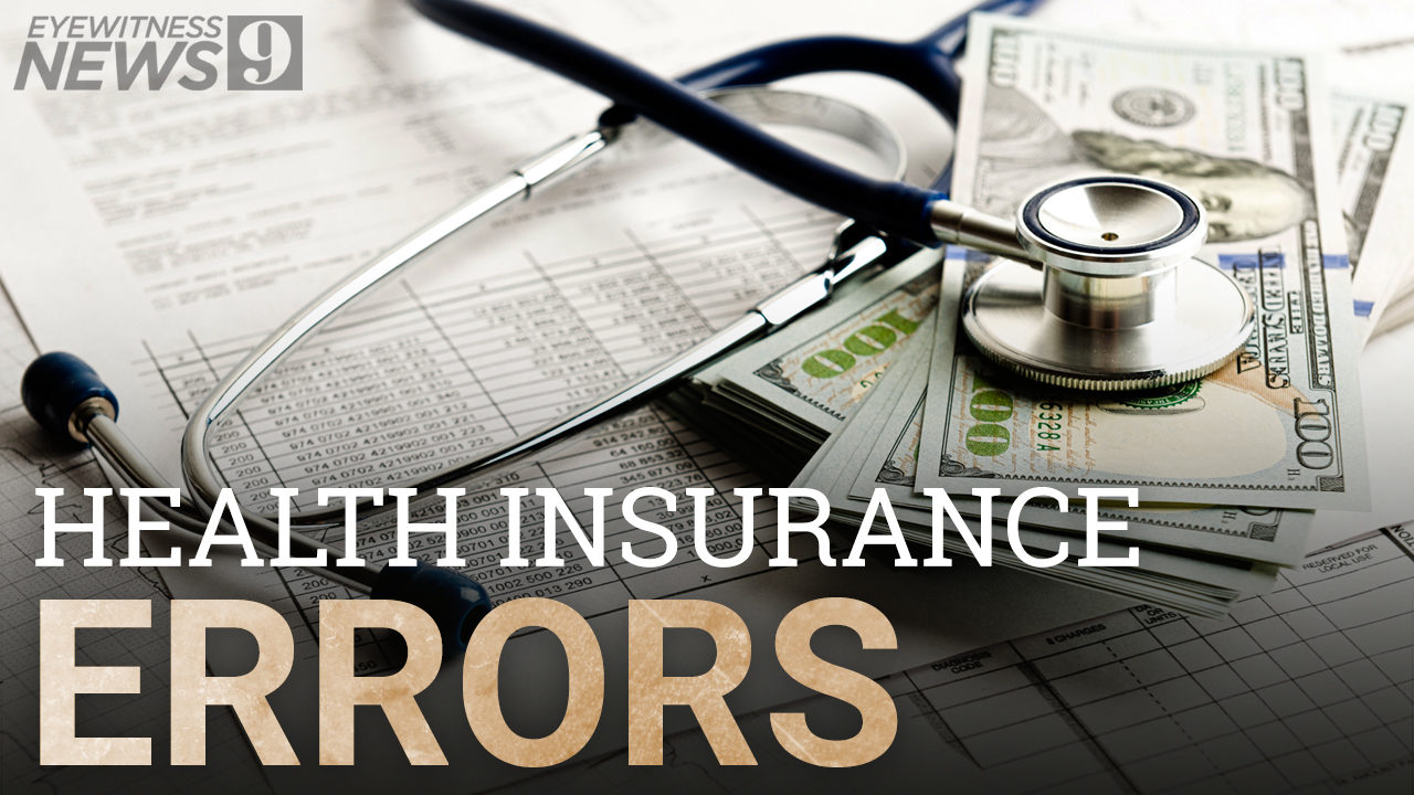 9 Investigates: Health insurance billing errors | WFTV