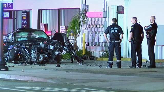 Orlando: Parramore deadly car accident   WFTV   WFTV